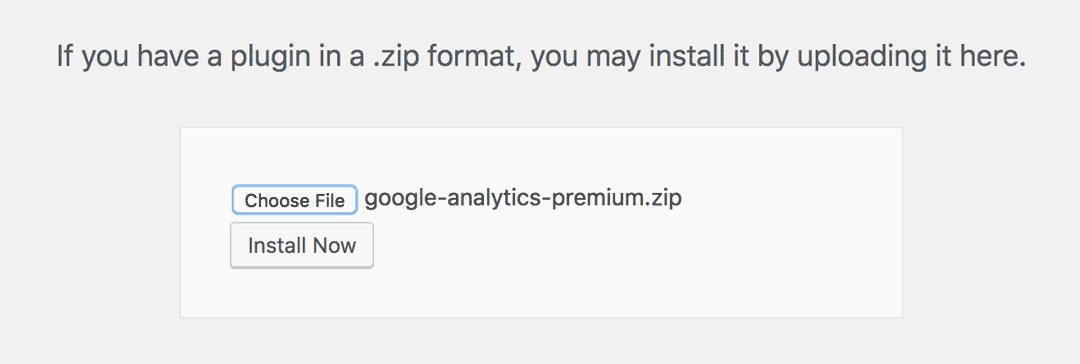 Install a Plugin in WordPress
