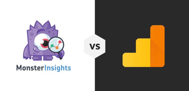 MonsterInsights vs Google Analytics
