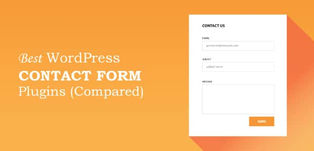 wordpress-contact-form-plugins-compared